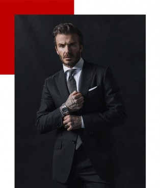 Tudor Announce David Beckham As New Brand Ambassador