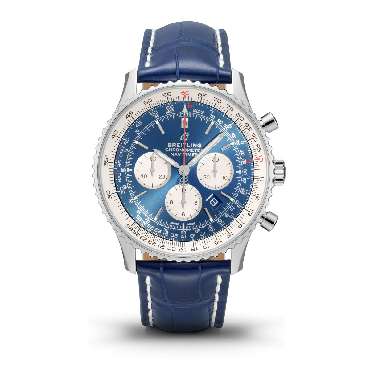 Breitling Stainless Steel Navitimer B01 Automatic Chronograph