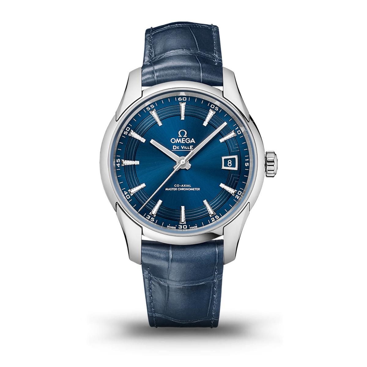 Gents OMEGA De Ville Hour Vision 'Orbis' Watch