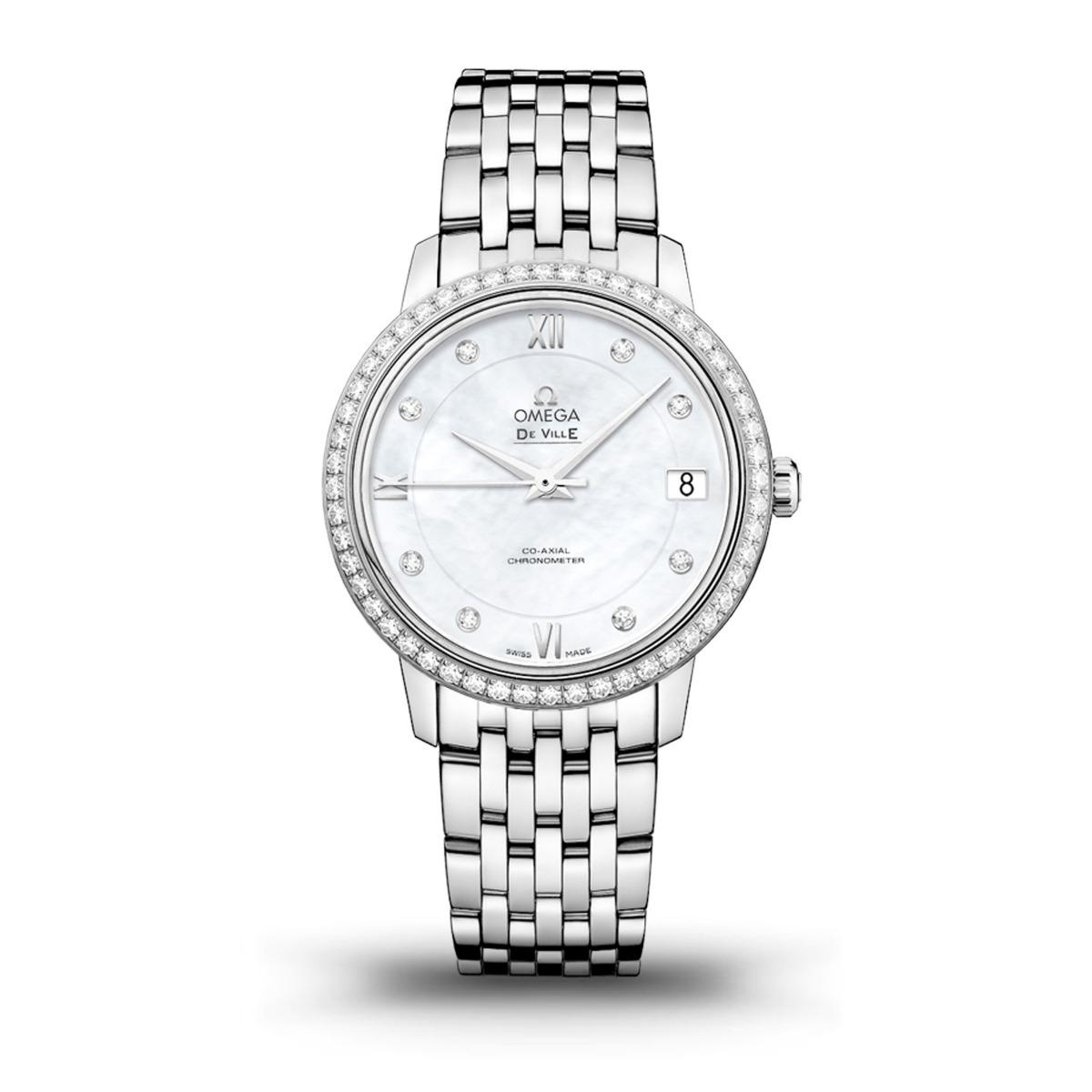 Ladies OMEGA De Ville Prestige Watch