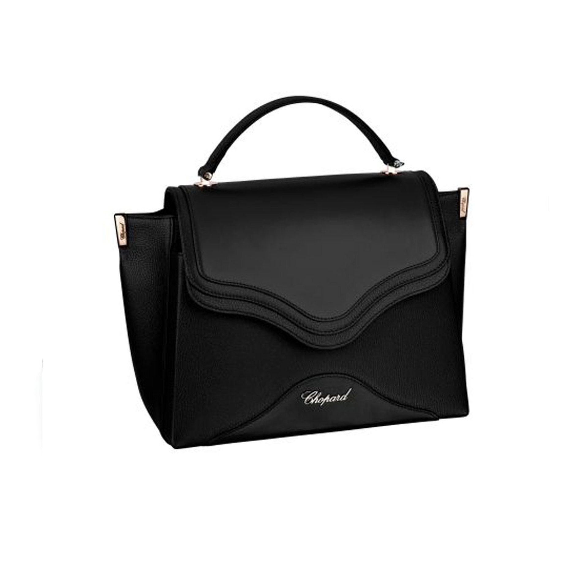 Chopard Lady Imperiale Leather Handbag