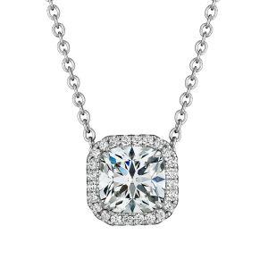 Forevermark 18ct white gold Diamond Pendant