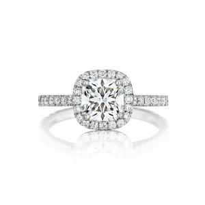 Forevermark 18ct white gold Diamond Ring 0.71ct