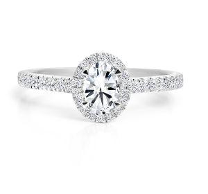 Forevermark Diamond Ring 0.30ct