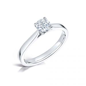 Forevermark 18ct white gold Diamond Ring 0.53ct