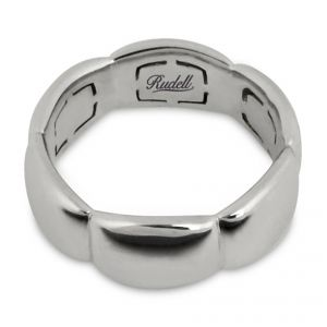 Silver Embrace 2 Ring - Rudell The Jewellers
