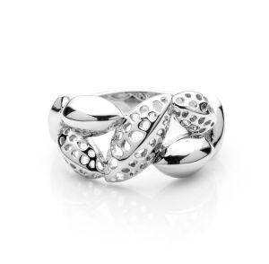 Rachel Galley - Sterling Silver Cascade Ring