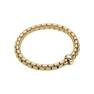 EKA Anniversario 18ct Yellow Gold Bracelet With Plain Rondel