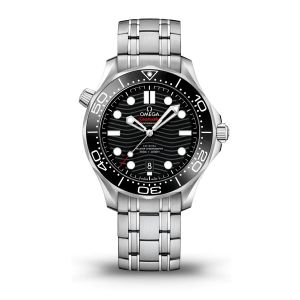 Omega Diver 300m Seamaster Co‑Axial Master Chronometer 42mm