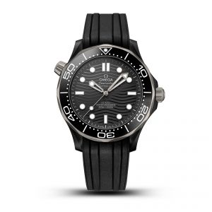 Diver 300M Omega Co_Axial Master Chronometer 43.5mm