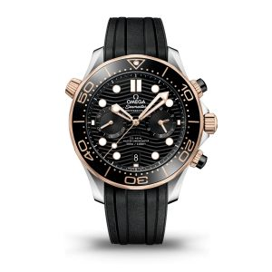 44mm Omega Diver 300m Co‑Axial Master Chronometer Chronograph