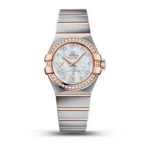 Constellation Omega Co_Axial Master CHRONOMETER Small Seconds 27mm