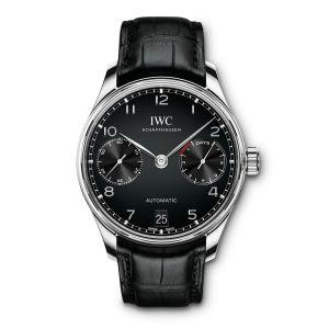 IWC Portugieser Automatic Strap Watch