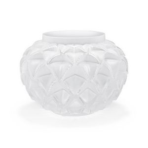 Lalique Languedoc Clear Small Vase