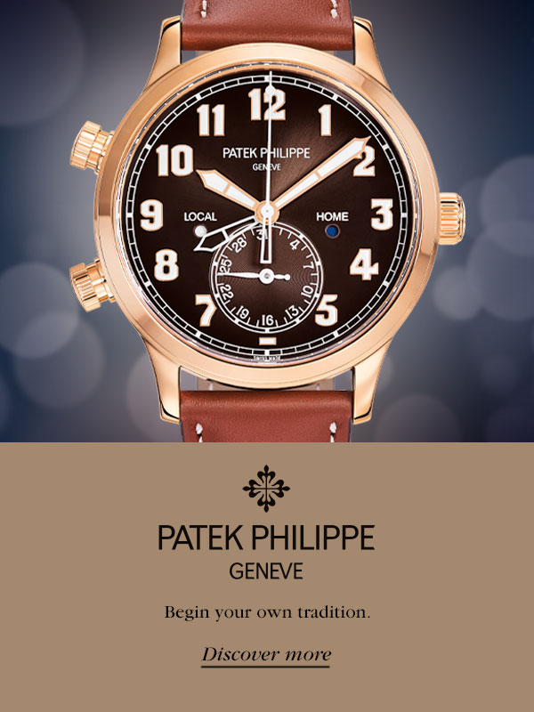 Patek Philippe Mobile August 2020