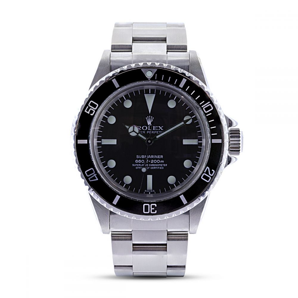 Rolex Stainless Steel Submariner 40mm