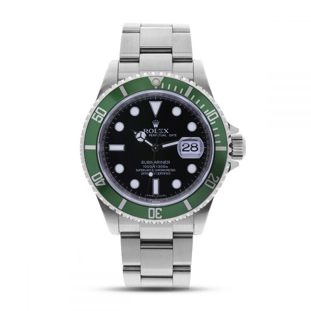 Rolex Oystersteel Submariner 40mm