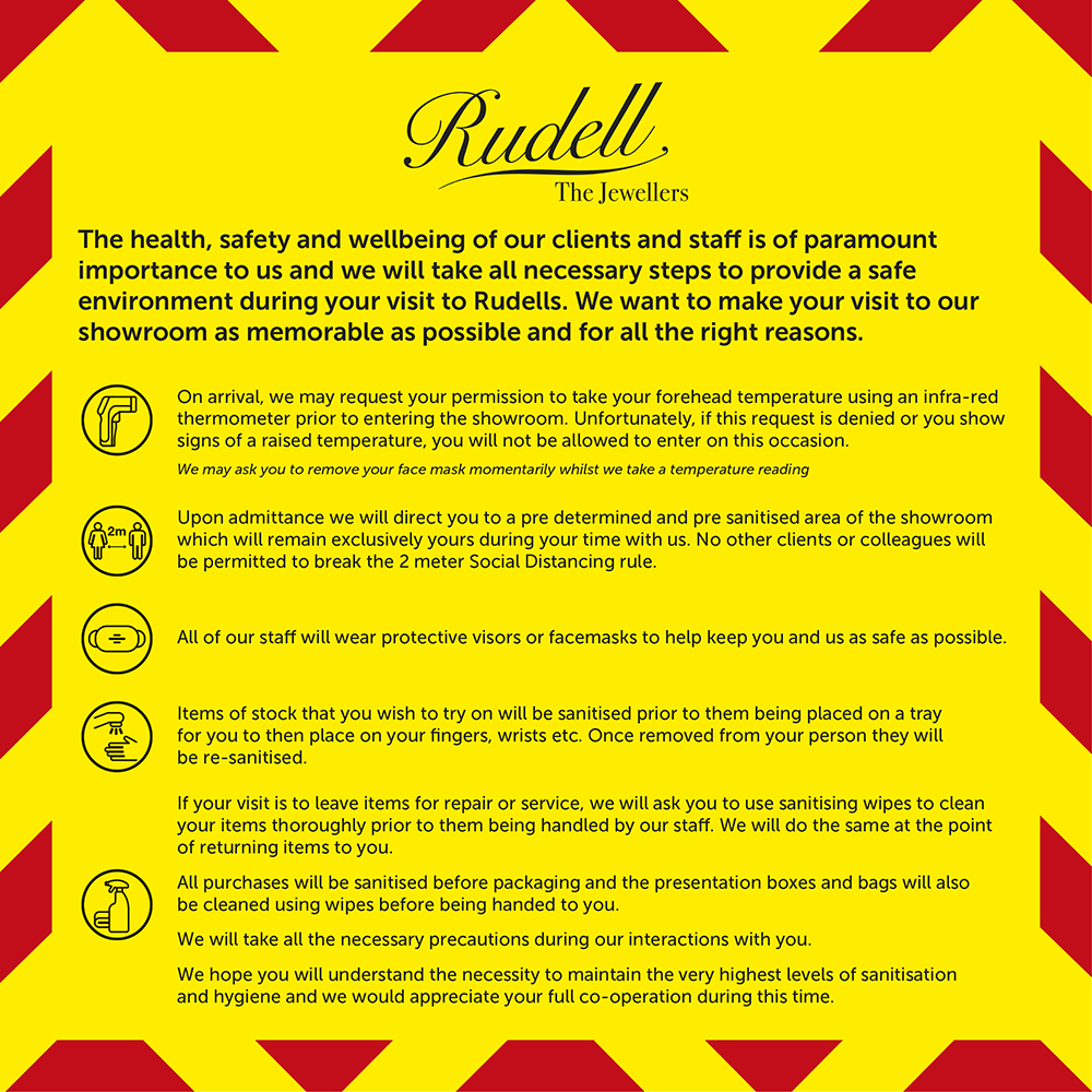 Rudells - Stay Safe