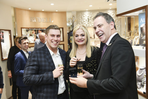 Rudell The Jewellers 2018/19 Catalogue Launch Evenings