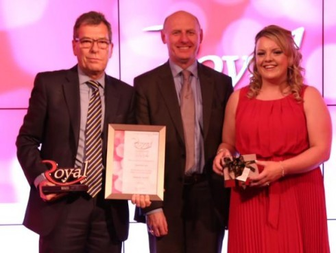 Midwife of the Year 2015