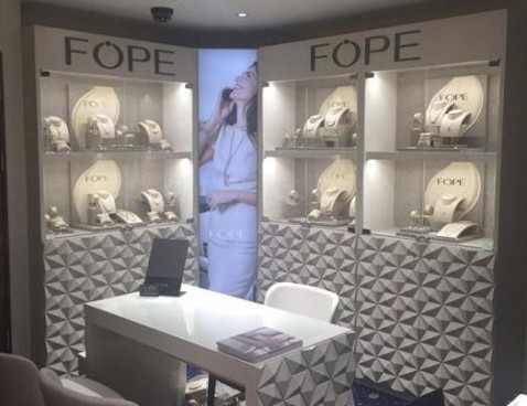 Brand New Fope Installation at Rudells Harborne