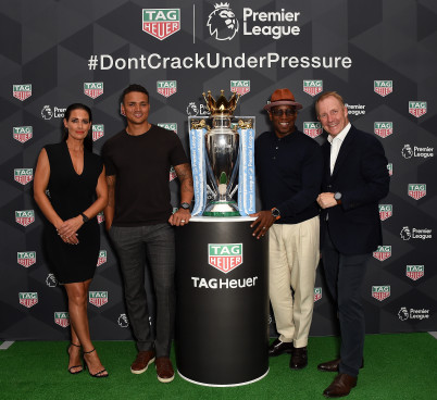 Game On! TAG Heuer Unveils New Premier League Interactive Connected Modular Watchface