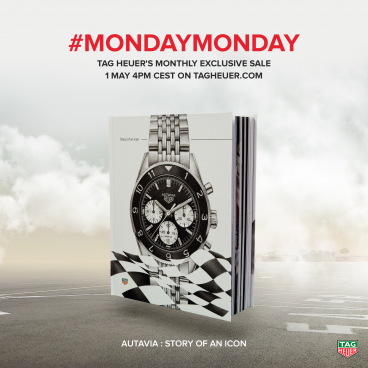 TAG Heuer Launch Exclusive Sales #MondayMonday