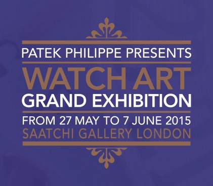 Patek Philippe Grand Exhibition Countdown
