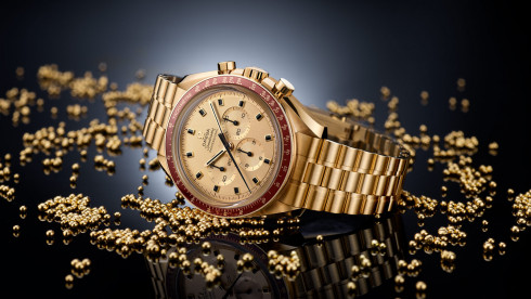 The New OMEGA Apollo 11 50th Anniversary Limited Edition Pays Tribute To History