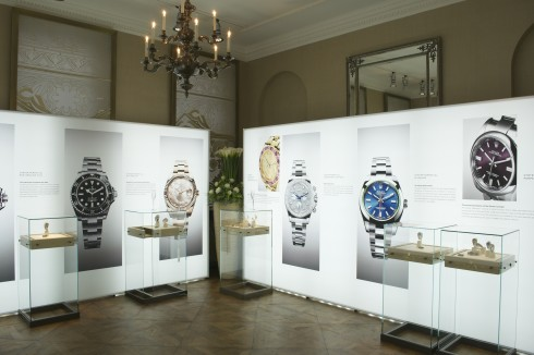 Private Viewing of the Rolex Basel 2014 Collection for Rudell's Clients