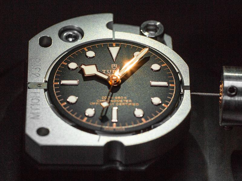 Tudor Watchmaking